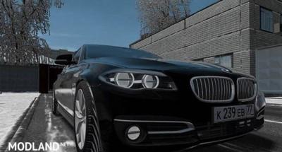 BMW 530D F10 [1.5.9], 1 photo